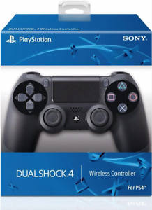 V2 Black PS4 Wireless Dual Shock Controller for Sony Playstation 4  New & Sealed