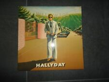 VINYLE 33 T JOHNNY HALLYDAY  HOLLYWOOD  LE BON TEMPS DU ROCK AND ROLL VOIR PHOTO