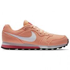 40,5 Scarpe da ginnastica arancione Nike per donna
