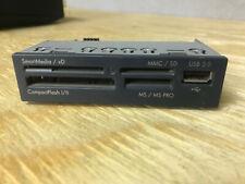 Desktop multicard reader