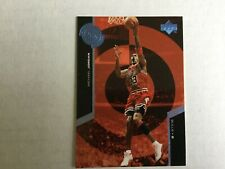 Michael Jordan 1999 Upper Deck Super Powers Card S30