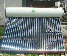 80 Gallon Doubletank  Solar water heater