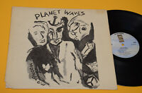 BOB DYLAN LP PLANET WAVES USA 1974 EX