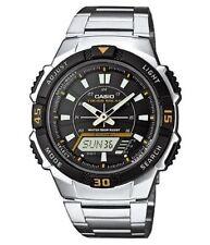 Casio AQ-S800WD-1E Original New Analog Digital Tough Solar WR100M Watch AQ-S800