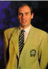 CYCLISME carte manager JEAN LUC VANDENBROUCKE équipe LOTTO MOBISTAR 1999