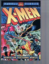 X-Men: Days of Future Past by  Claremont, Byrne & Austin TPB Marvel Comics 2000