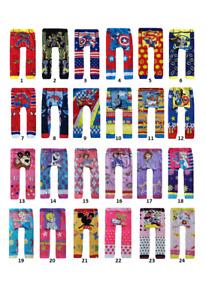 baby toddler boys girls unisex leggings trousers 6 months 1-2 2-3 years
