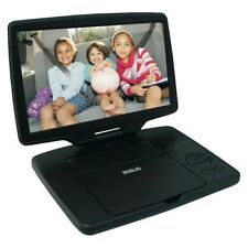 "Rca 10"" Portable Dvd Player Swivel Flip Display Screen Drc98101S & Car Charger"