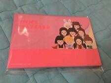 Twice twiceland concert goods postcard set