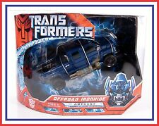 Transformers Movie 2007 _ Voyager Class_ Off-Road Ironhide _ (MISB)
