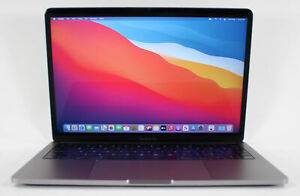 """13"""" Apple MacBook Pro TOUCH BAR 3.1GHz i5 8GB RAM 256GB SSD 2017 + WNTY!"""