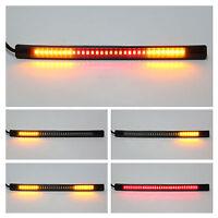 Bendable 48 LED Strip Tail Light Turn Signal Brake Indicator for Motorcycle Bike