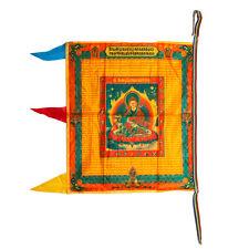 Banner Prayer Flag Great Tibetan Buddhist Wizard Buddhist Padmasambhava Buddha