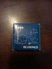 KOYO BEARINGS 60032RSC3GXM