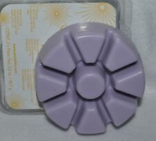 Partylite Lavender Flower wax scented melts tray Scents Plus line 40% Discount