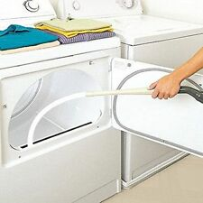 Lint Remover Vacuum Cleaner Attachment to Clean Dryer of built up Lint
