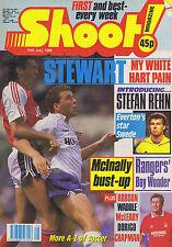 STEWART / STEFAN REHN / MCINALLY / JOHN LUKIC ARSENALShoot 15July1989