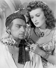 Maureen O'Hara, Douglas Fairbanks Jr. - Sinbad, the Sailor (1947) - 8 1/2 X 11