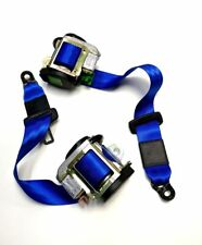 MAZDA MAZDASPEED 3 MPS   FRONT SEAT BELTS SET - BLUE