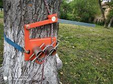 VTT LD2 arborist tree lowering device