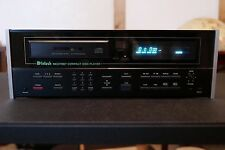 McIntosh MCD7007 CD Player ~ Audiophile high-end player in perfect working order