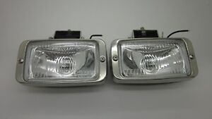 CLASSIC VINTAGE 5 INCH RECTANGLE DRIVING / FOG LIGHT BRAND NEW 1 Pair