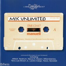 Mix Unlimited (Position Three) - CD MIXED - TRANCE TECHNO ACID