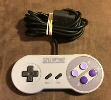 Official Super Nintendo SNES Controller Works Great! Original OEM Fast Shipping!