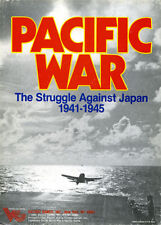 Avalon Hill Pacific War PDF Reference Disc + Free P&P
