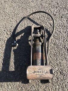 dunlop foot pump