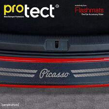 Citroen C4 Grand Picasso Bumper Protector (07-13) Black Carbon Vinyl Protector