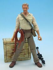 "Indiana Jones (Kingdom of Crystal Skull) Indy with Rocket Launcher 3.75"" Figure"