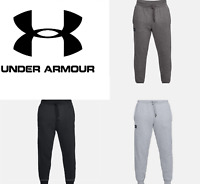 Under Armour UA Men's Rival Fleece Jogger Sweat Pants  -FREE SHIPPING - 1320740+