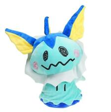 Pokemon Mimikyu Cosplay Vaporeon 14 inch Soft Plush Doll Stuffed Toy Kids Gift
