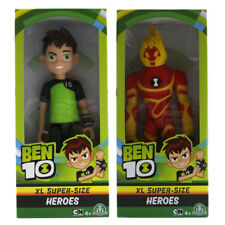 Ben 10 XL Super-Size Heroes Figure - CHOICE OF CHARACTER, ONE SUPPLIED, NEW