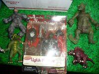 UGLÚK, an Orc AND RARE MIX LOT ORCS PLASTIC FIGURES-L@@K!!