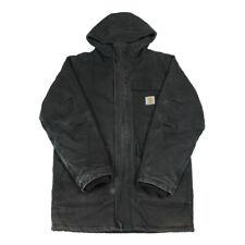 CARHARTT Siberian Parka Coat | Small | Workwear Work Vintage Hooded Jacket Chore