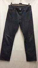 jeans uomo Levi's 501 taglia W 36 L 34