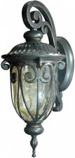 1 Light Exterior Lighting Wall Mount Outdoor Sconce Lantern Oil Rubbed Bronze