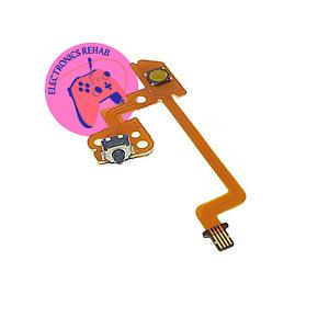 Nintendo Switch Joy Con Controller L and Minus Button Replacement Flex - OEM