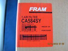 FRAM CA584SY Metal-End Air Filter [E2S2]