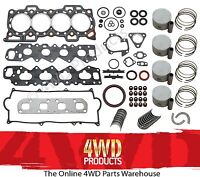 Engine Reconditioning kit - Daihatsu Feroza 1.6 HD-E (88-98)