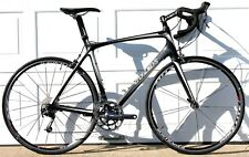 2010 Trek Madone 5.2 Carbon Road Bike 58cm Compact Climbing Gears 2 x 10 Speed