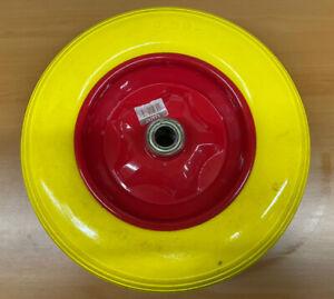 "Nielsen CT3747 - 14"" Puncture Proof Wheelbarrow Wheel Tyre"