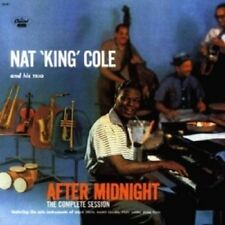 NAT KING COLE - THE COMPLETE AFTER MIDNIGHT SESSION  CD 18 TRACKS JAZZ NEU