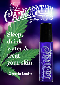 Cannopathy Luscious Pampering Frankincense Infused , Gumby Gumby Oil - 10ml