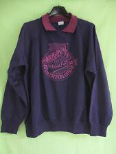 Sweat Nike Oregon USA Beaverton Violet années 80 vintage Shirt tracksuit - S