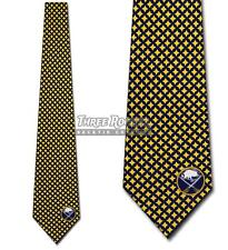 Buffalo Sabres Neckties Mens Sabres Ties FREE SHIPPING Officially Licensed NWT