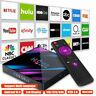 Android 10.0 Smart TV Box Quad Core 16G 64GB HD Media Player WIFI HDMI Bluetooth