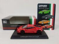 1:64 Kyosho Minicar Collection Lamborghini Huracan LP610-4 2014-2018 Red/Black M